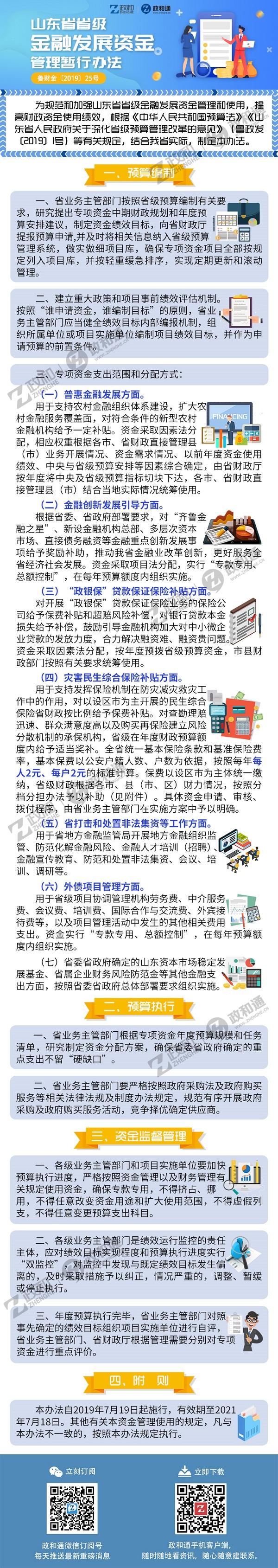 政和通 解讀-山東省省級金融發展資金管理暫行辦法.jpg